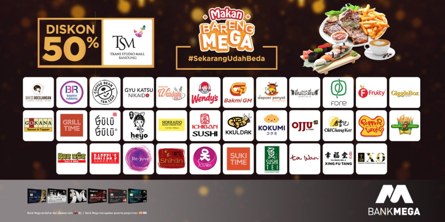 EAT WITH MEGA